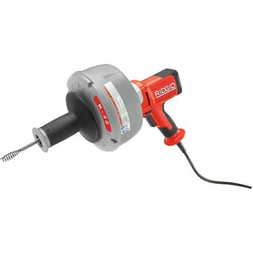Ridgid K 45 240V Autofeed Drain Cleaning Machine